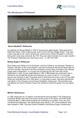 Local History Notes From Richmond Libraries Local Stud