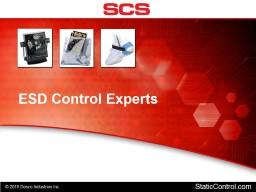 © 2015 Desco Industries Inc.