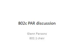 802c PAR discussion