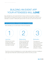 Building an Event App Your Attendees Will Love