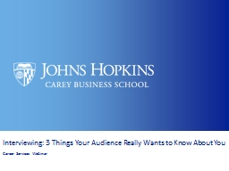 Interviewing: 3 Things Your Audience Really Wants to Know A