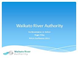 Waikato River Authority