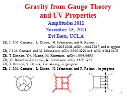 1 Gravity from Gauge Theory