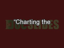 �Charting the