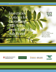 Insecticide Options for Protecting Ash Trees from Emer