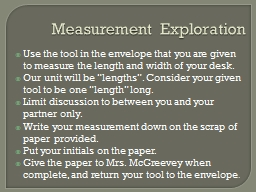 Measurement Guidelines Precision, Accuracy, and Estimating Uncertainty
