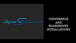 CONFERENCE  AND  BOARDROOM PowerPoint PPT Presentation