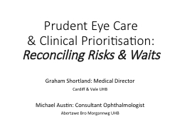 Prudent  Eye Care  & Clinical