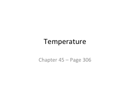 Temperature Chapter 45 – Page 306
