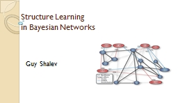 Structure  Learning  in