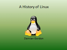 Other Versions of  Linux