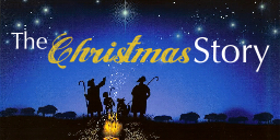 Luke 2:8 And  there were shepherds living out in the fields nearby, keeping watch over their flocks