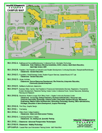 college college wilson community wilson community CAMPUS MAP BUILDING A Buildings and GroundsMaintenance Conference Room Information Technology Classrooms Early Childhood Electrical Installation HVAC  PowerPoint PPT Presentation