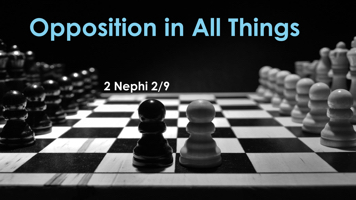 Opposition in All Things