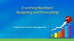 Crunching Numbers: Budgeting and Forecasting