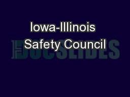 Iowa-Illinois Safety Council