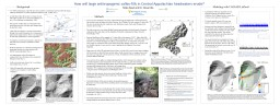 H ow will large anthropogenic valley-fills in Central Appalachian headwaters erode?