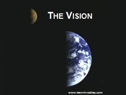 The Vision www.kevinhinckley.com