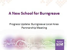 A New School for  Burngreave