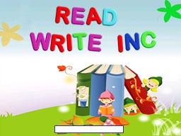 Our aim is to... Share an understanding of reading development with you