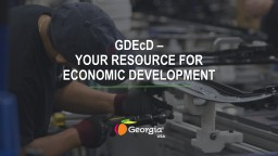 GDEcD  �  YOUR RESOURCE FOR