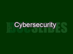 Cybersecurity & the Acquisition Lifecycle Integration Tool (CALIT)