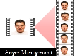 Anger Management Course Objectives