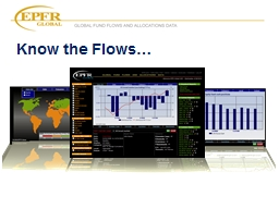 Know the Flows…      1