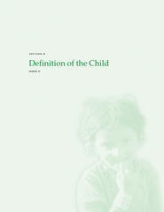 Definition of the Child SECTION II Article    India Fi