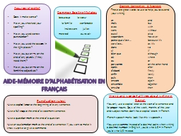 Punctuation rules! Use a PowerPoint Presentation, PPT - DocSlides