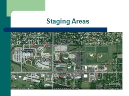 Staging Areas Evacuation Staging Area Locations