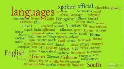 Language use and language attitudes in multilingual and multi-cultural South