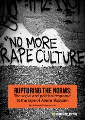 Rupturing the norms The social and political response PDF document - DocSlides