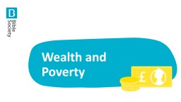 Wealth and Poverty 1 Wealth and Poverty