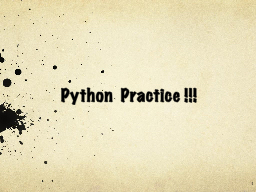 Python  Practice !!! 1 Easy Picture Function