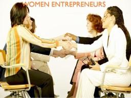 WOMEN ENTREPRENEURS 1 CONTENTS