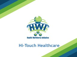 Hi-Touch Healthcare Time Management