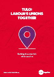 Building the union linkwhere you liveGuide for CLP TULO Ocers ...