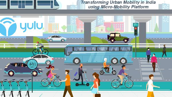 Transforming Urban Mobility in
