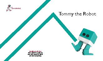 Tommy the Robot