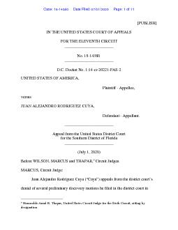 PUBLISHIN THE UNITED STATES COURT OF APPEALSFOR THE ELEVENTH CIRCUIT