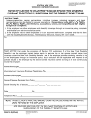 STATE OF NEW YORK WORKERS COMPENSATION BOARD NOTICE OF