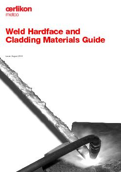 Weld Hardface and