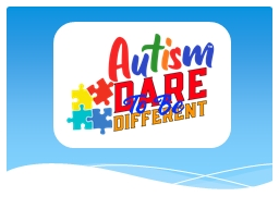 Find Gift Online For Autism| Autism Dare To Be Different