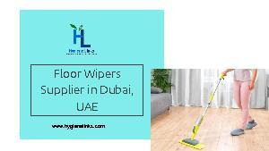 Floor Wipers Supplier in Dubai, UAE
