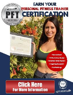 Enroll in the NESTA Personal Fitness Trainer Certification Course
