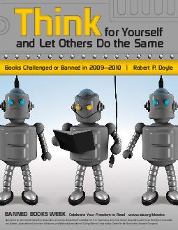 and Let Others Do the Same for Yourself BANNED BOOKS WEEK Celebrate Your Freedom to Read www