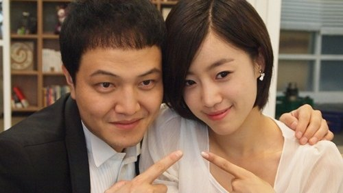 Eunjung with Coffee House Crews_7
