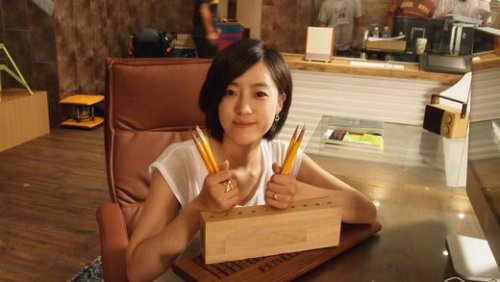 Eunjung with Coffee House Crews_9