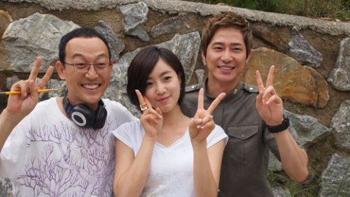 Eunjung with Coffee House Crews_10